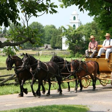 EXCURSION UPPER CANADA VILLAGE ET 1000 ILES – KINGSTON