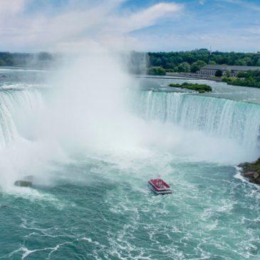 Excursion aux Chutes de Niagara-Toronto 23-24 Juillet 2016