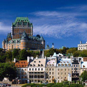 Excursion à la ville de Québec le 28 Mai 2016