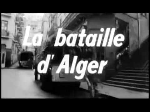1er Novembre: Projection du film La Bataille d'Alger