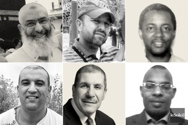 Veillée de recueillement à la mémoire des victimes de la tuerie de la mosquée de Québec