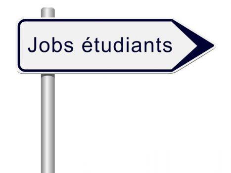 Offres d'emploi pour étudiants