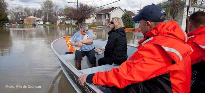 Appel : Aide aux sinistrés des inondations