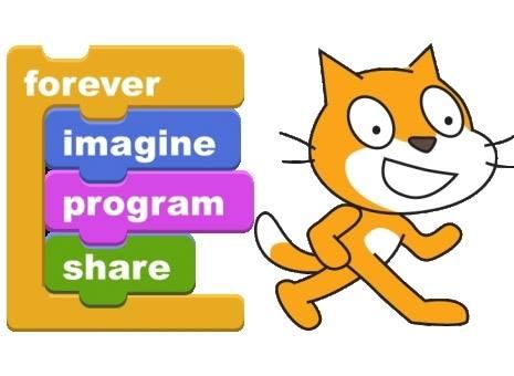Atelier : Introduction au langage de programmation Scratch pour enfants