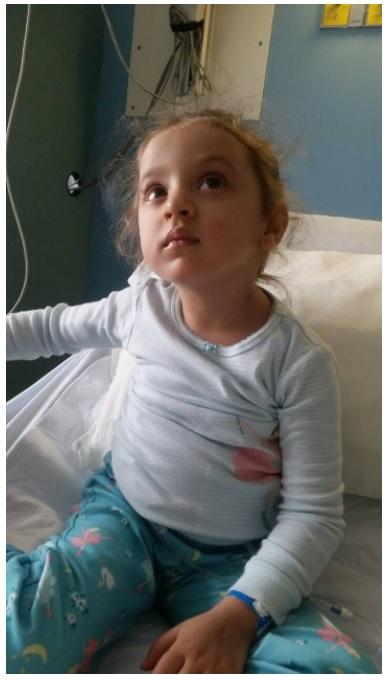 Bilan provisoire – Opération de collecte pour la petite Rimas en date du 13 décembre