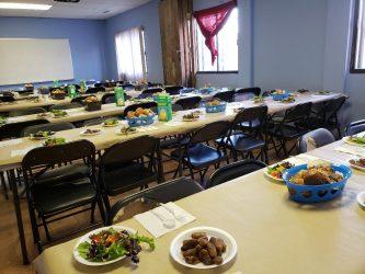 Annonce du 4ème et dernier Iftar