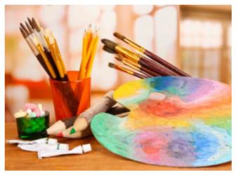 Dessin et peinture pour adultes et jeunes adultes