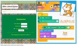 Atelier programmation Scratch pour enfants en-ligne