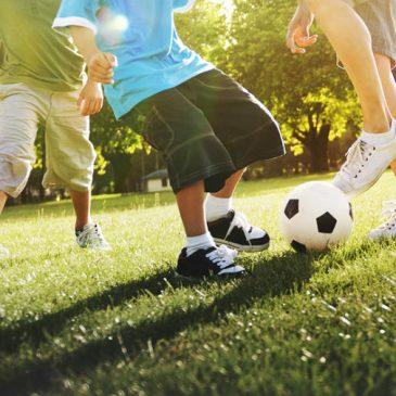 Activité parents-enfants: Tournoi de soccer et grillades!