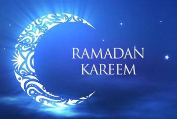 Ramadan commence le vendredi 24 avril