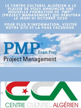 Formation : Préparation à l'examen de certification PMP®