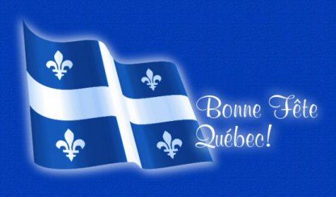 Bonne Fête nationale du Québec à tous les Québécois de toutes origines