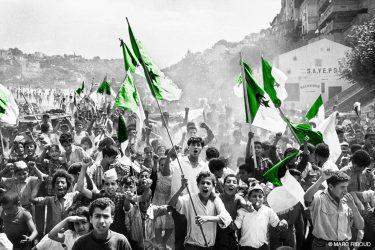 Bonne fête à l'occasion de l'anniversaire de la révolution algérienne 1 Novembre 1954